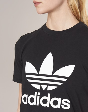 adidas Originals TREFOIL TEE Noir