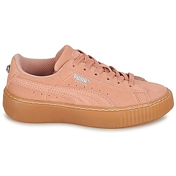 Baskets basses enfant Puma SUEDE PLATFORM JEWEL PS