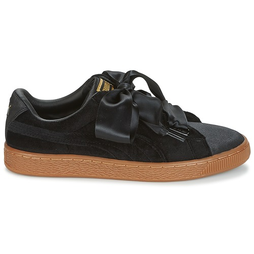 Puma BASKET HEART VS WN Noir
