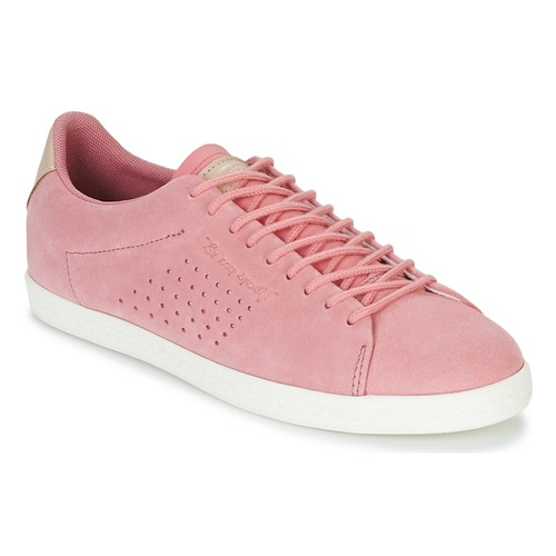 Le Coq Sportif CHARLINE SUEDE Rose