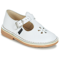 Chaussures Enfant Ballerines / babies Aster DINGO Blanc