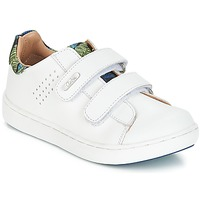 Chaussures Enfant Baskets basses Aster SIMAC Blanc