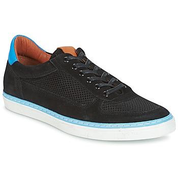 Chaussures Homme Baskets basses Pataugas PHIL-NOIR Noir