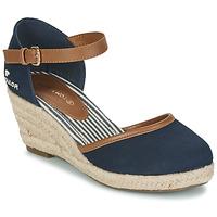 Chaussures Femme Escarpins Tom Tailor ESKIM Marine