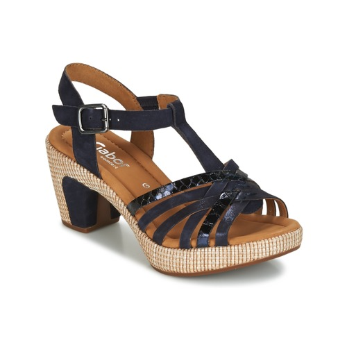 Chaussures Femme Sandales et Nu-pieds Gabor MASTIAR Marine