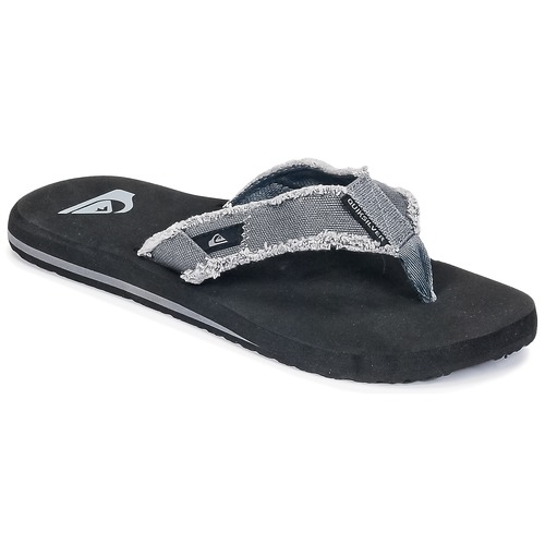 Chaussures Homme Tongs Quiksilver MONKEY ABYSS M SNDL XSKC Gris