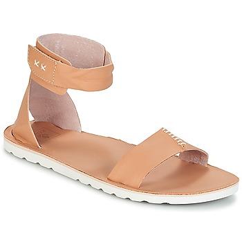 Chaussures Femme Sandales et Nu-pieds Reef REEF VOYAGE HI Beige
