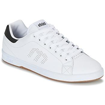 Chaussures Homme Baskets basses Etnies CALLICUT LS Blanc