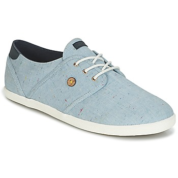 Chaussures Baskets basses Faguo CYPRESS COTTON Bleu