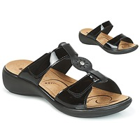 Chaussures Femme Sandales et Nu-pieds Romika IBIZA 82 Noir