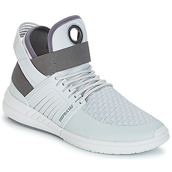 Chaussures Baskets montantes Supra SKYTOP V Gris