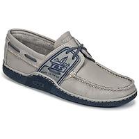0e042fe43b90e A ne pas manquer ! Pour compléter votre commande les stylistes de shoes.fr  vous suggèrent. Chaussures Homme Chaussures bateau TBS GLOBEK Gris   Bleu