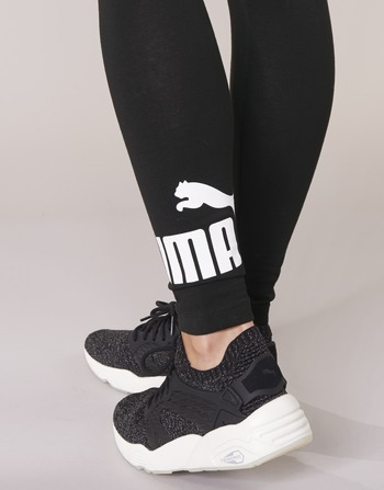 Puma ESS NO.1 LEGGINGS W Noir