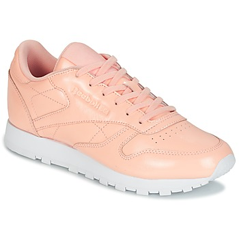 Chaussures Femme Baskets basses Reebok Classic CLASSIC LEATHER PATENT Rose