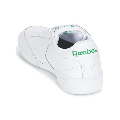 Reebok Classic CLUB C 85 Blanc/ vert