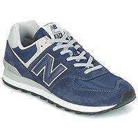 Chaussures Homme Baskets basses New Balance ML574 Bleu