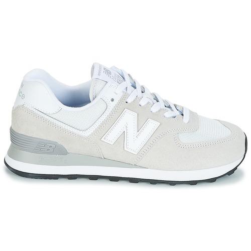 New Balance WL574 Blanc