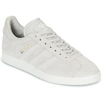 Chaussures Femme Baskets basses adidas Originals GAZELLE W Gris