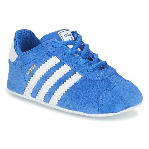 adidas Originals GAZELLE CRIB Bleu