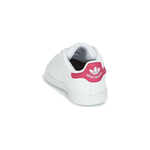 adidas Originals STAN SMITH I Blanc / Rose
