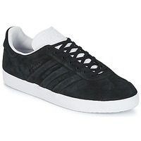 Chaussures Baskets basses adidas Originals GAZELLE STITCH AND Noir
