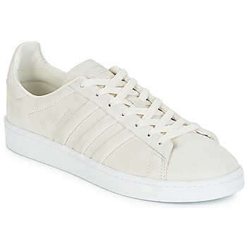 Chaussures Baskets basses adidas Originals CAMPUS STITCH AND T Blanc craie