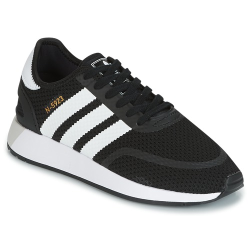 Chaussures Adidas Iniki Runner Pointure 44 noires Casual RGwez