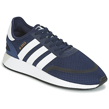 Chaussures Baskets basses adidas Originals INIKI RUNNER CLS Marine