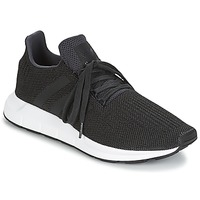 Chaussures Homme Baskets basses adidas Originals SWIFT RUN Noir