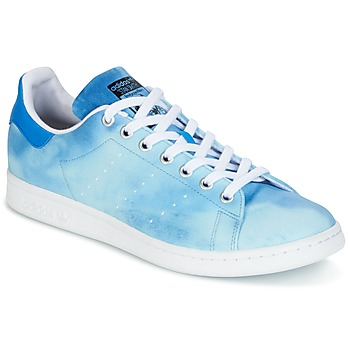 Chaussures Baskets basses adidas Originals STAN SMITH PHARRELL WILLIAMS Bleu