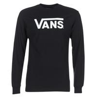 Vêtements Homme T-shirts manches longues Vans VANS CLASSIC Noir