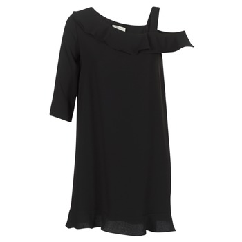 Vêtements Femme Robes courtes Betty London INITTE Noir