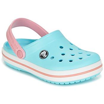 Chaussures Enfant Sabots Crocs Crocband Clog Kids Bleu / rose