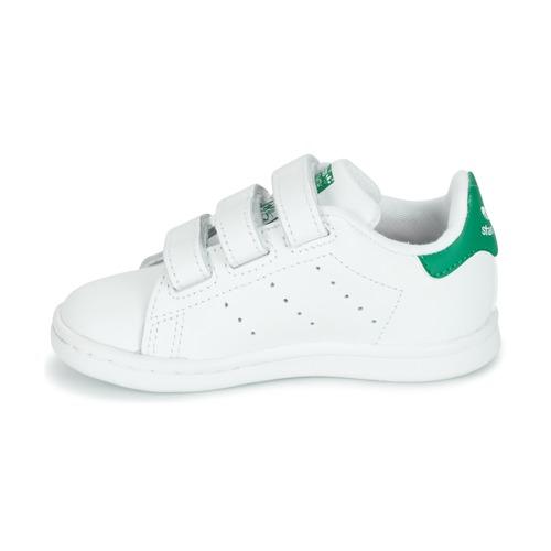 Adidas Originals Stan Smith Cf I Blanc / Vert