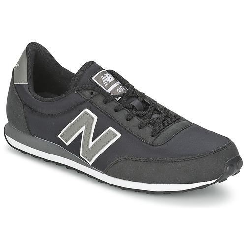 Chaussures Baskets basses New Balance U410 Noir