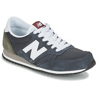 Chaussures Baskets basses New Balance U420 Marine