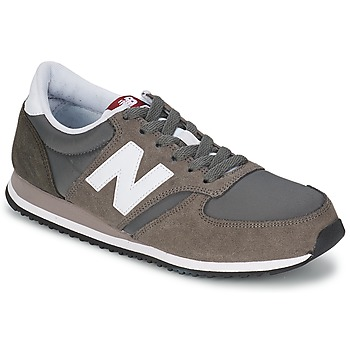 Chaussures Baskets basses New Balance U420 Gris / Blanc