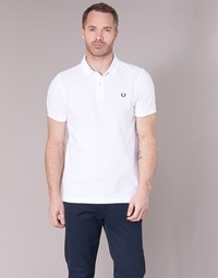 Vêtements Homme Polos manches courtes Fred Perry THE FRED PERRY SHIRT Blanc