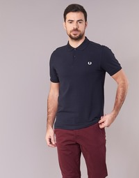 Vêtements Homme Polos manches courtes Fred Perry THE FRED PERRY SHIRT Marine