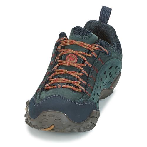 Chaussures Merrell Intercept bleues homme CQscXY1