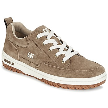 Chaussures Homme Baskets basses Caterpillar DECADE Gris