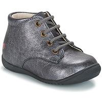 Chaussures Fille Sacs Bandoulière GBB NAOMI Argenté