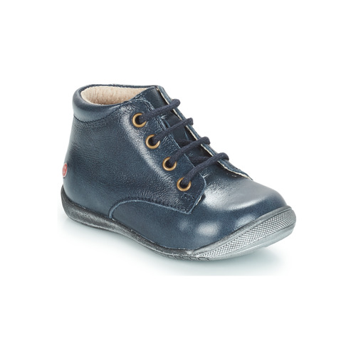 Chaussures Fille Boots GBB NAOMI Bleu