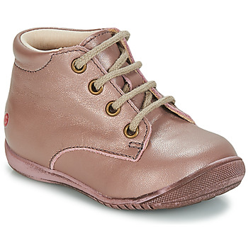 Chaussures Fille Boots GBB NAOMI Rose