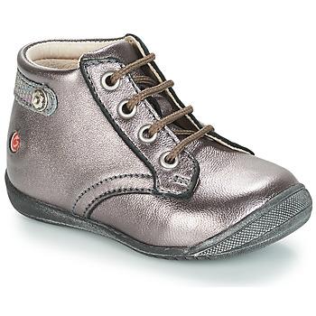 Chaussures Fille Sacs Bandoulière GBB NICOLE Violet métalisé
