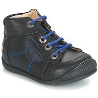 Chaussures Garçon Boots GBB RACINE Noir