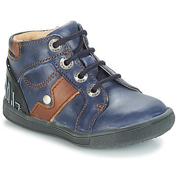 Chaussures Garçon Boots GBB REGIS Bleu