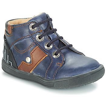 Chaussures Garçon Boots GBB REGIS VTE MARINE DPF/MESSI