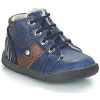 Chaussures Garçon Boots GBB REGIS VTE MARINE DCH/MESSI
