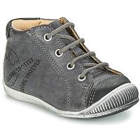 Chaussures Garçon Boots GBB NOE Gris